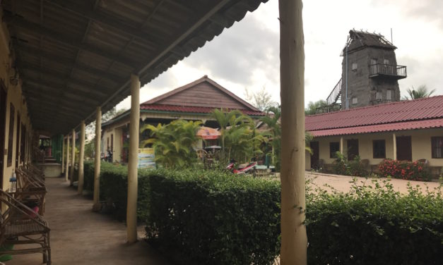 Anmeldelse af Mien Mien Bungalows i Otres, Cambodia
