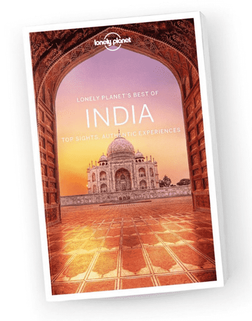 Indien-rejseguide-lonely-planet