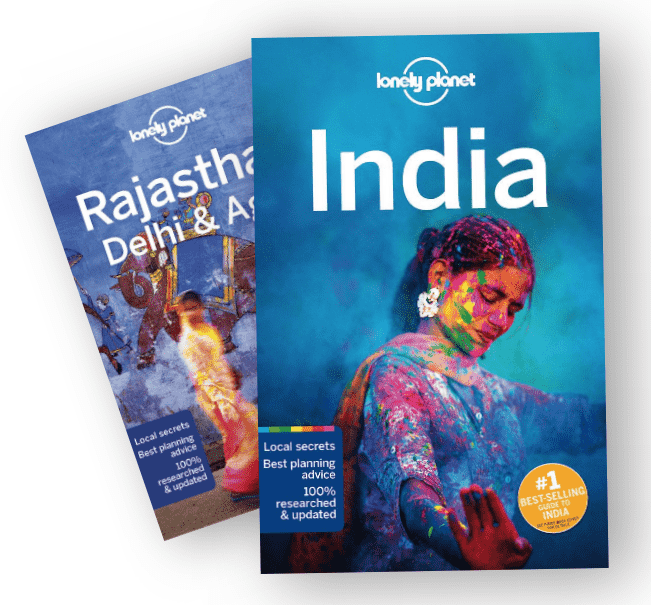 Indien-rejseguides-lonely-planet