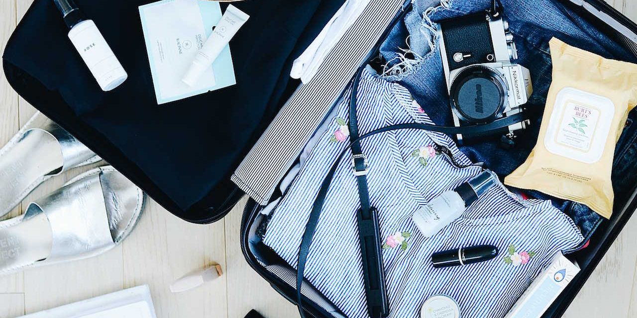 Dont panic – make a packing list