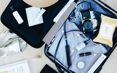 Don't panic – make a packing list