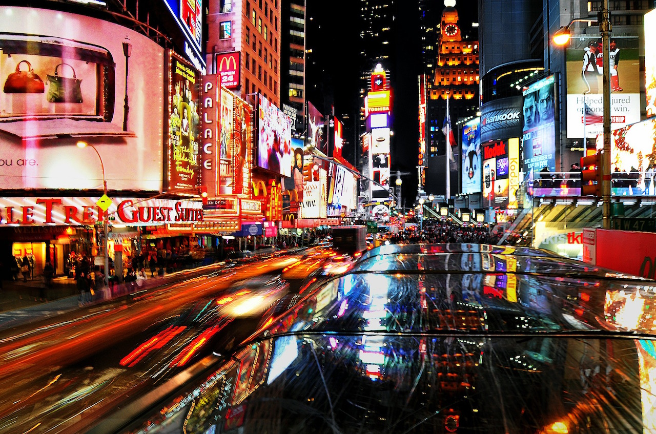USA-Times-Square-by-night