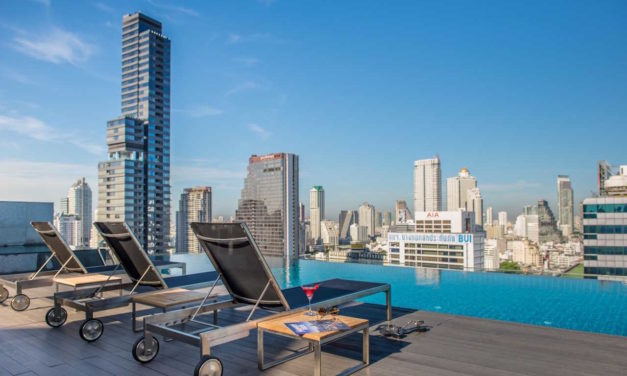 Review of Amara Bangkok Hotel
