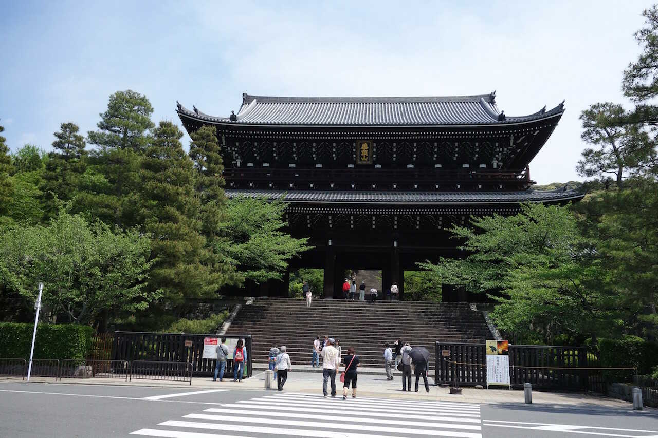 chion-in-templet