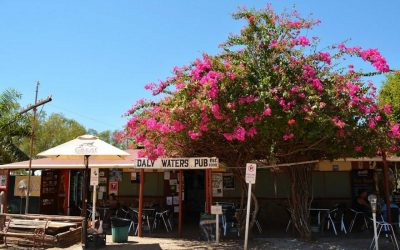"""Daly Waters Pub – en Pub """"in the middle of nowhere"""""""