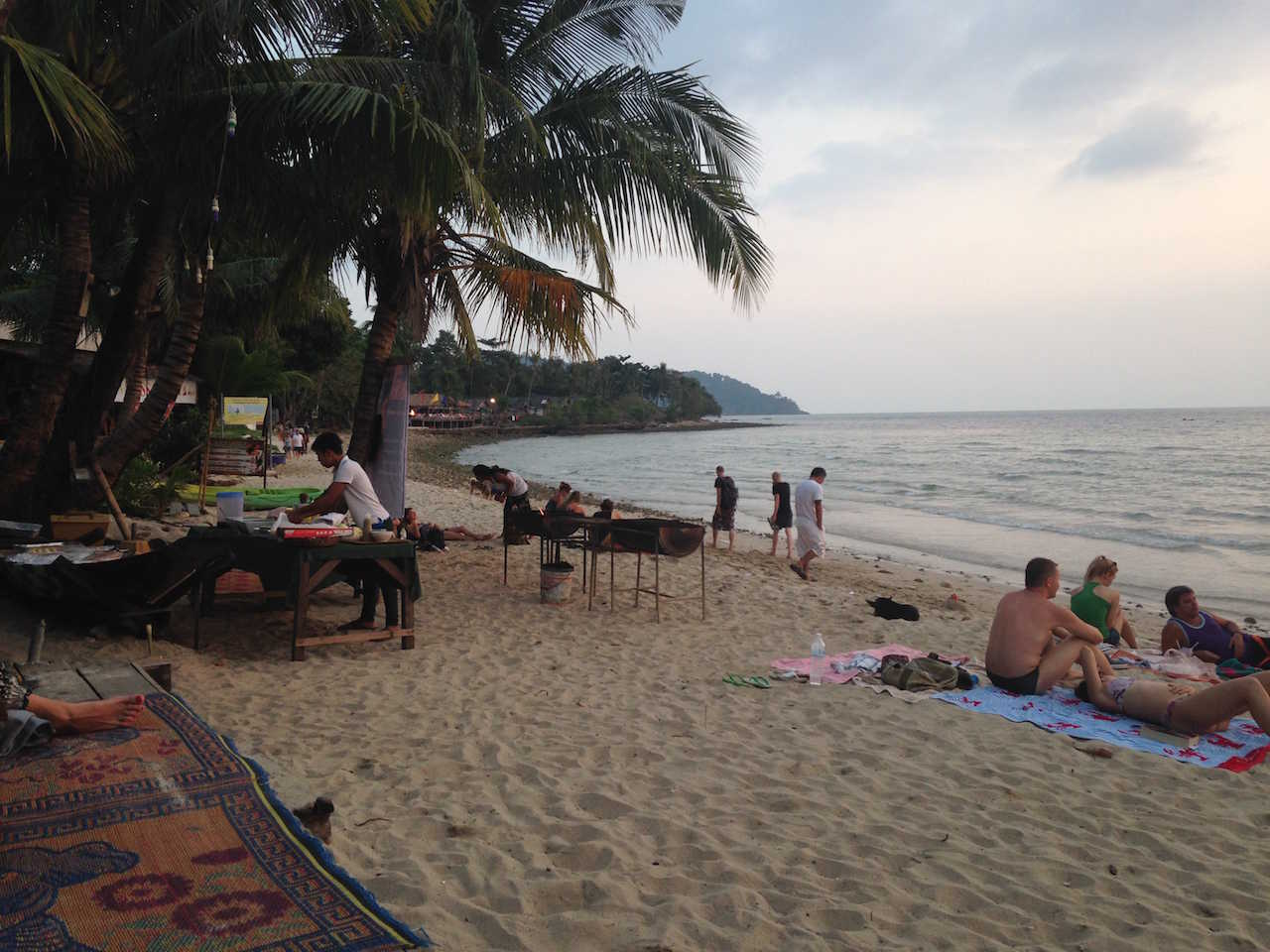 Lonely-Beach-koh-chang-Guide
